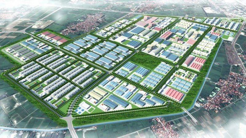"""Bất động sản công nghiệp Hà Nam sẽ """"cất cánh"""" trong thời gian tới. (Nguồn ảnh: Internet)"""