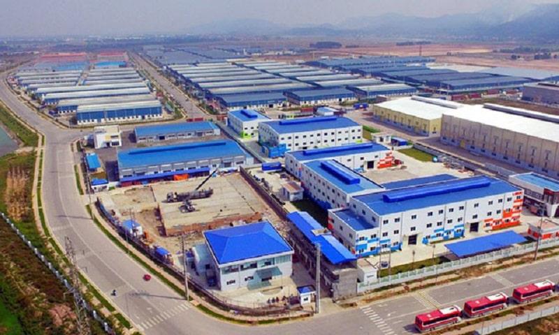 Để tập trung phát triển các khu công nghiệp, tỉnh Bắc Giang đã chủ động trong việc kêu gọi nhiều nguồn vốn đầu tư cho phát triển kết cấu hạ tầng nhằm thu hút đầu tư. (Nguồn ảnh: Internet)