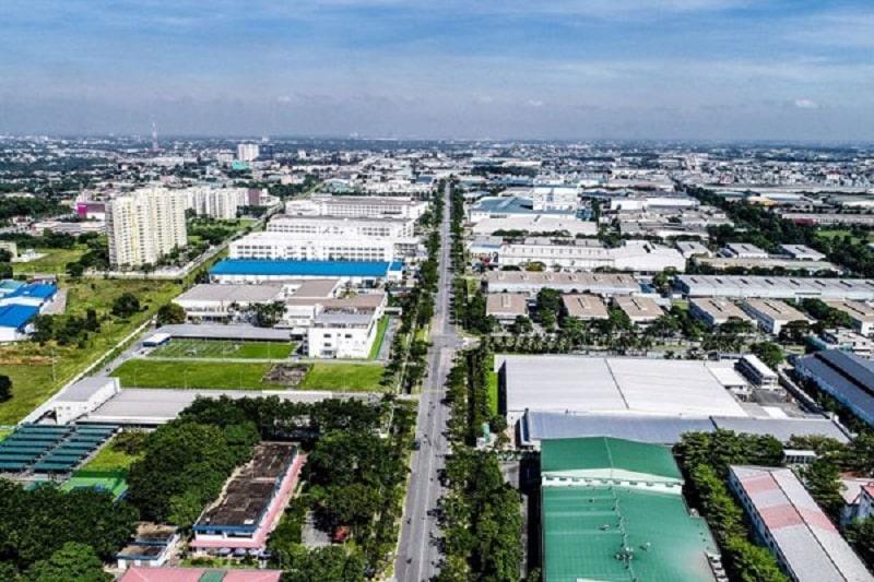Vốn đầu tư trực tiếp nước ngoài (FDI) tăng mạnh đi kèm với sự dịch chuyển trong chuỗi giá trị đã cho thấy tiềm năng của thị trường bất động sản công nghiệp tại Việt Nam (Nguồn ảnh: Internet)