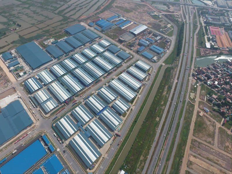 Bắc Giang đang là thị trường tiềm năng để phát triển và thu hút các nhà đầu tư bất động sản công nghiệp (Nguồn ảnh: Internet)