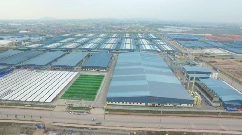 Dòng vốn nước ngoài chảy mạnh là động lực thúc đẩy thị trường bất động sản công nghiệp Bắc Giang tăng trưởng mạnh mẽ, trở thành điểm hấp dẫn các nhà đầu tư. (Nguồn ảnh: Internet)