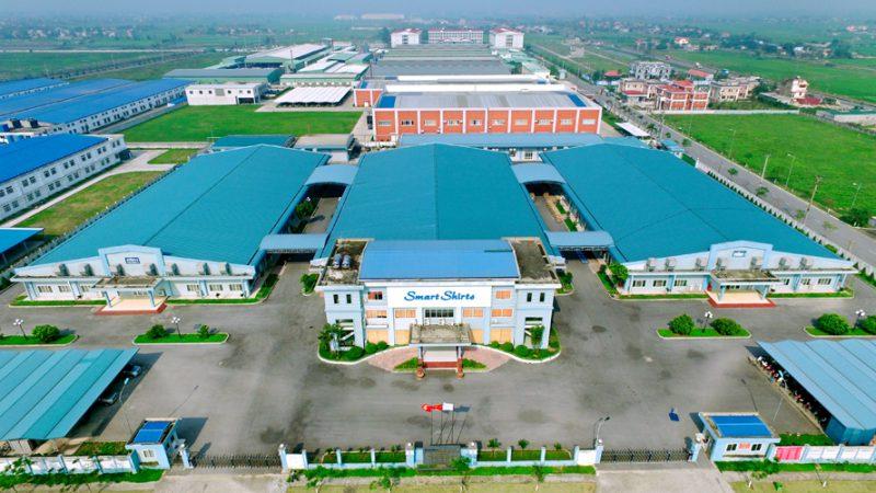 Một Khu công nghiệp trên địa bàn tỉnh Nam Định (Nguồn ảnh: Internet)