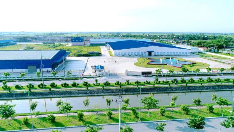 Nam Định đang phấn đấu trở thành điểm hẹn bất động sản công nghiệp của các nhà đầu tư trong và ngoài nước (Nguồn ảnh: Internet)