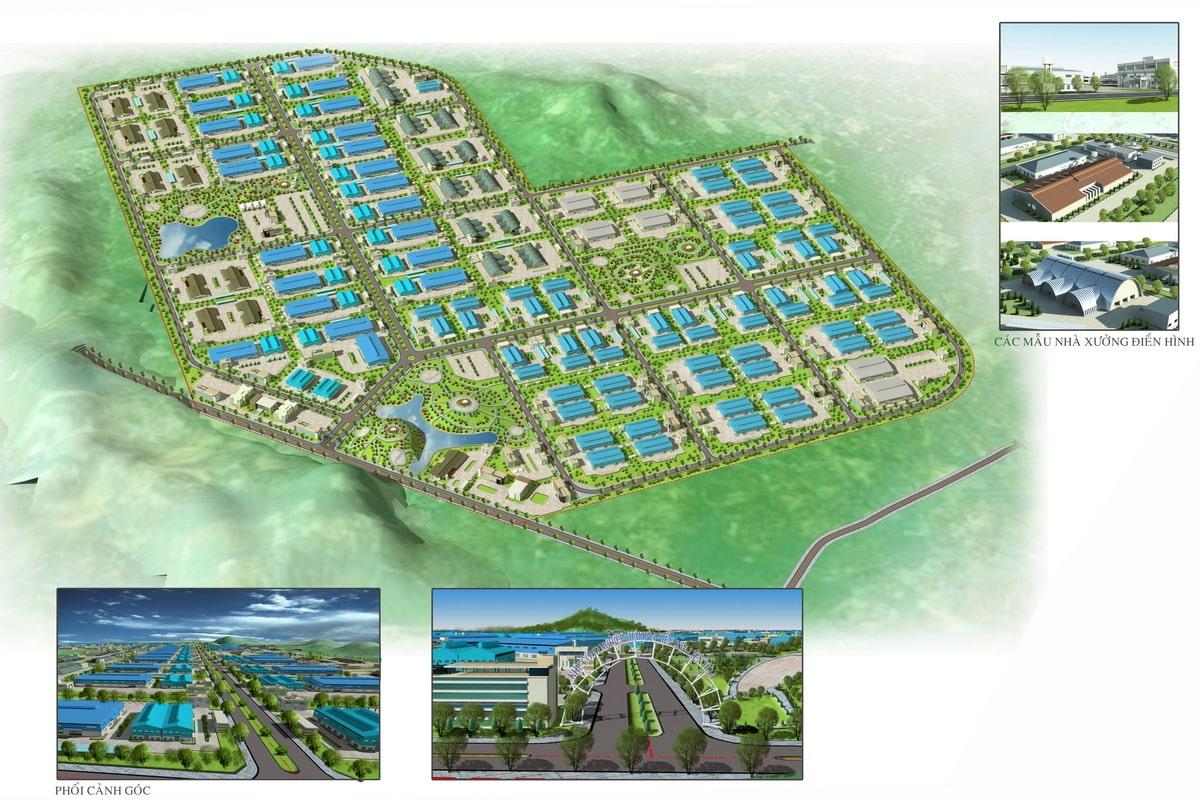 KCN Thái Hòa – Liễn Sơn – Liên Hòa