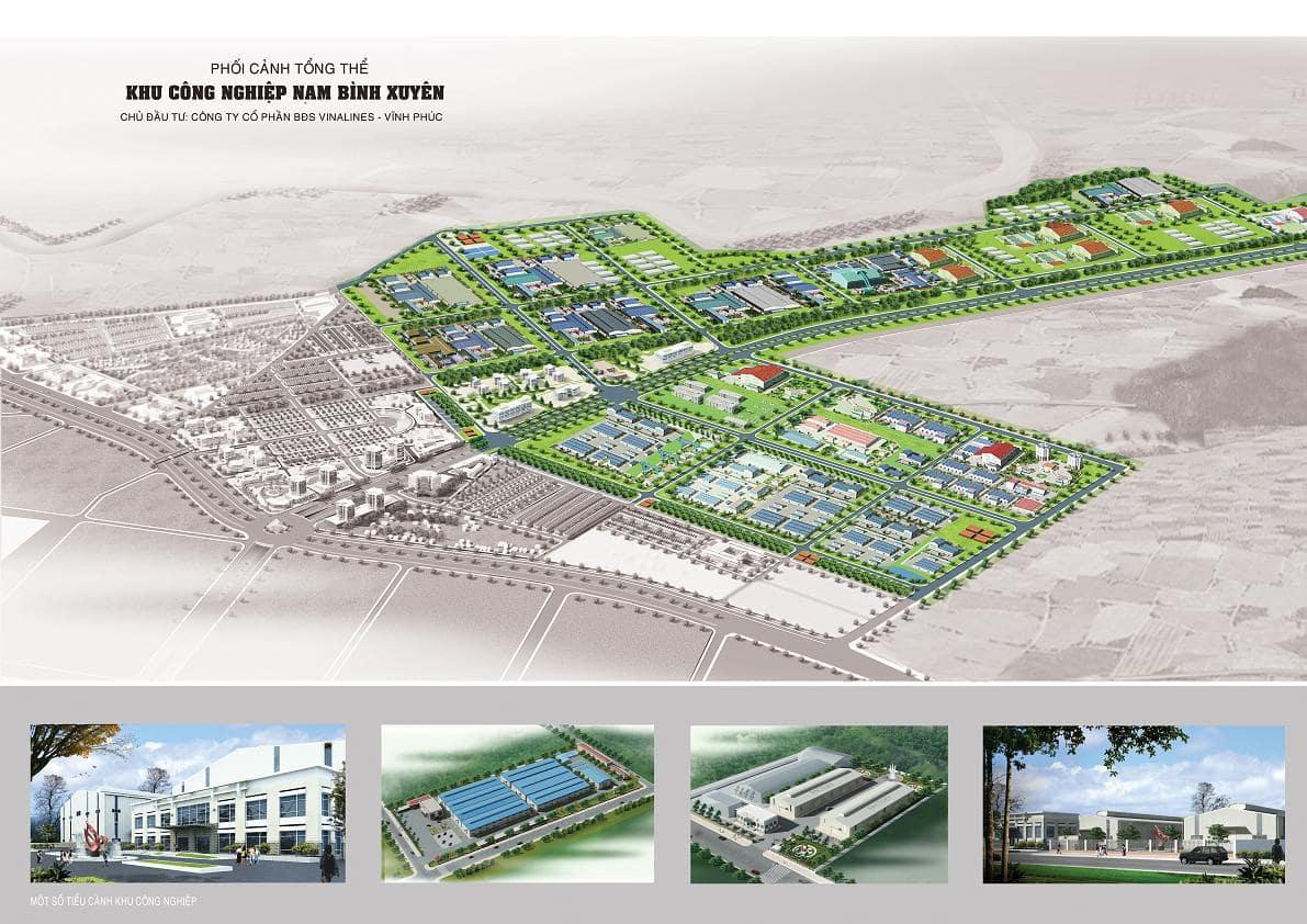 Khu công nghiệp Nam Bình Xuyên