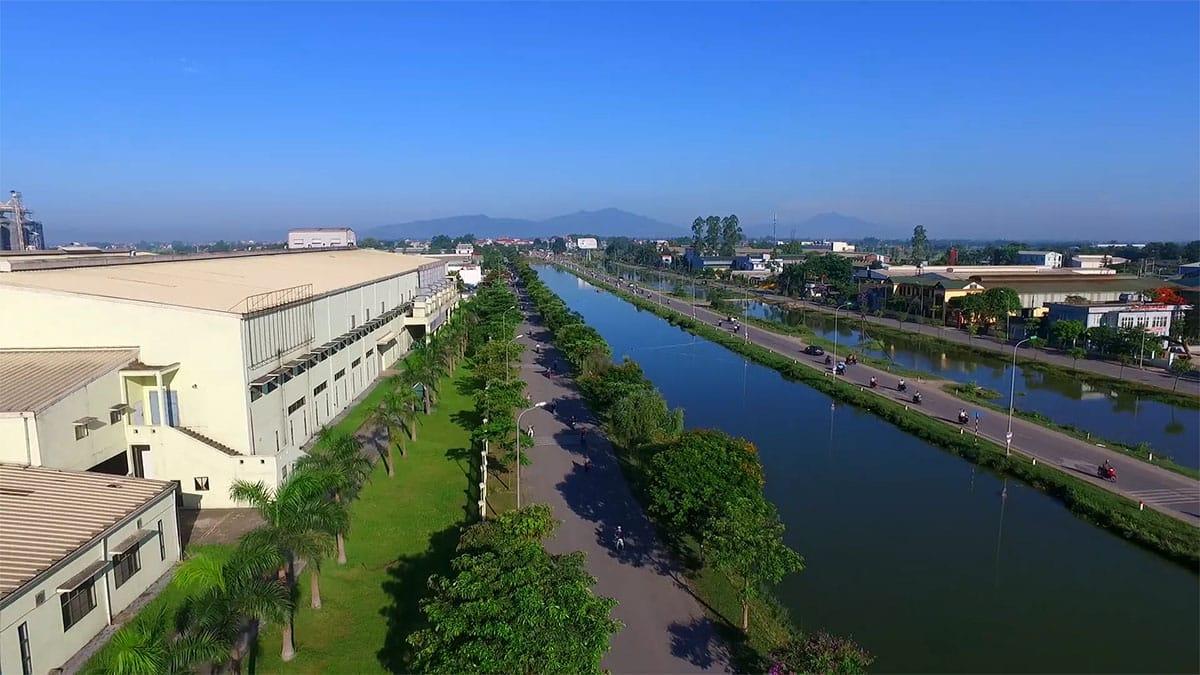 """Khu công nghiệp Phú Nghĩa """"Kinh doanh thành đạt - Cuộc sống ấm no"""", KCN Phú Nghĩa mang đến cho người lao động cuộc sống ấm no, hạnh phúc."""