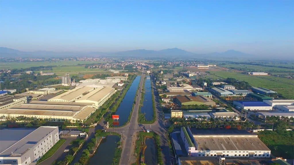 Khu công nghiệp Phú Nghĩa, huyện Chương Mỹ, Hà Nội
