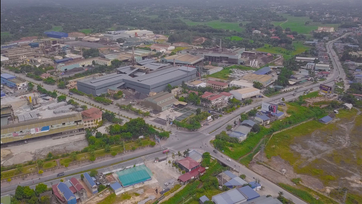 Khu công nghiệp Sông Công 1 - Thái Nguyên