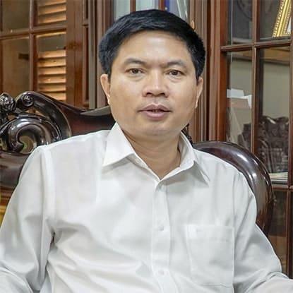 Ông Trương Quốc Huy, Phó chủ tịch UBND Tỉnh Hà Nam