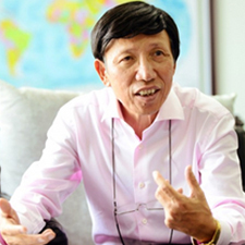TS. Phan Hữu Thắng, nguyên Cục trưởng Cục Đầu tư nước ngoài, Bộ Kế hoạch và đầu tư Giám đốc tư vấn cấp cao Global Integration Business Consultants