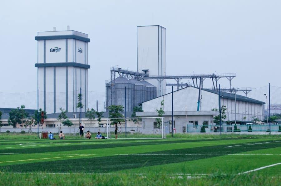 Khu Công Nghiệp Quang Minh