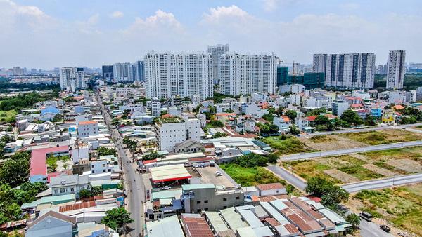 Bds Vung Ven Nam Tp Hcm Don Song Dau Tu