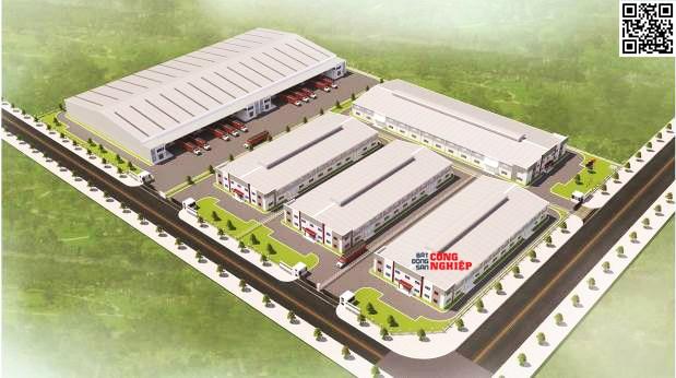 Nhà Xưởng Xây Sẵn Của Ktg Industrial Tại Kcn Phố Nối Hưng Yên