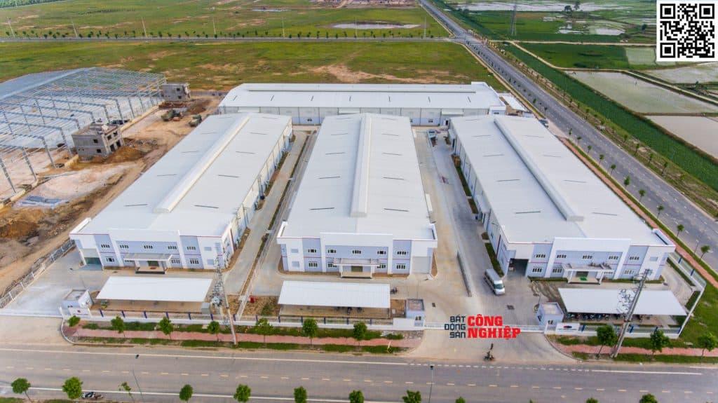 Nhà Xưởng Xây Sẵn Của Ktg Industrial Tại Kcn Yên Phong, Bắc Ninh