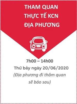 Các Module trong Diễn đàn bất động sản công nghiệp Việt Nam 2020