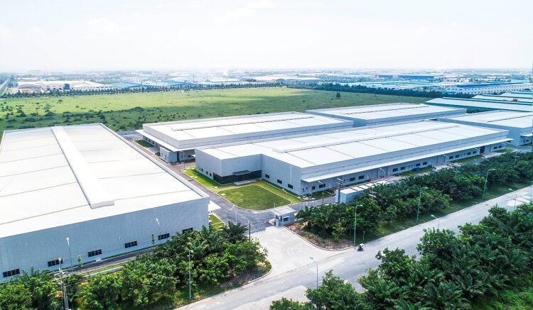 Boustead Projects Land hoàn thành dự án nhà xưởng xây sẵn giai đoạn 1 tại khu công nghiệp Nhơn Trạch 2, huyện Nhơn Trạch, tỉnh Đồng Nai.