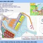 UBND thành phố Đà Nẵng là cơ quan chủ quản Dự án đầu tư xây dựng Bến cảng Liên Chiểu