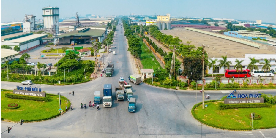 Hoa Phat Duoc Phe Duyet Chu Truong Mo Rong Kcn Pho Noi
