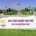 """Định hướng phát triển KCN sinh thái: KCN Hòa Phú """"hút"""" nhà đầu tư"""