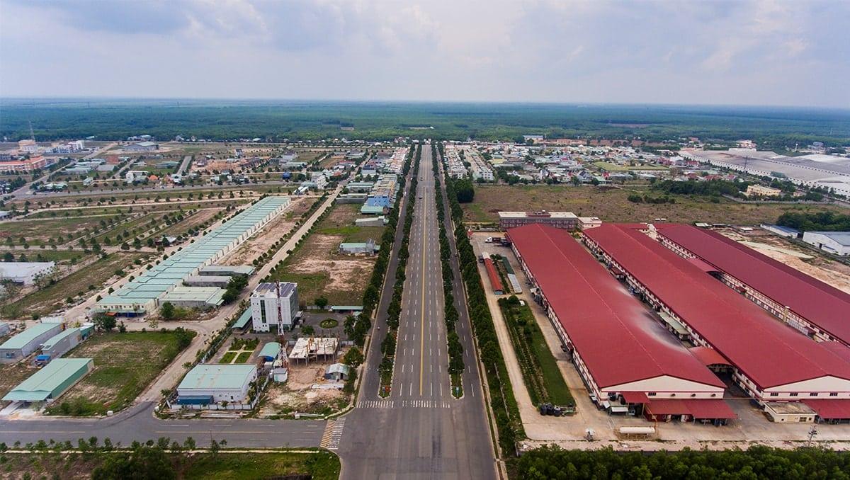 Dat Khu Cong Nghiep Bau Bang Hien Nay 1