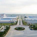 Hà Nam: Tích cực hoàn thiện hạ tầng các khu công nghiệp